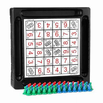 Sequence Dice Game, Classic Board Rolling Game of Strategy,